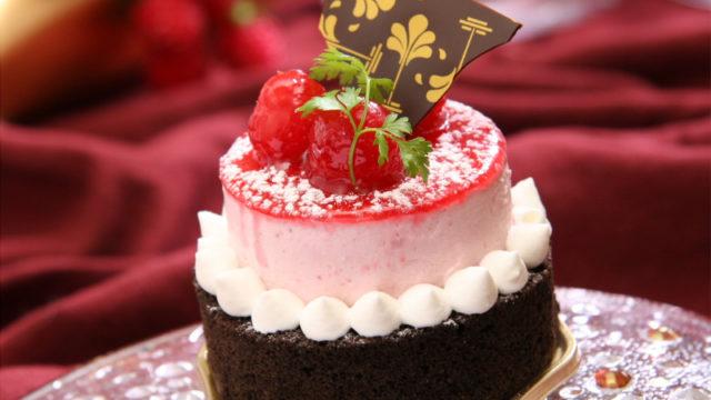 画像:苺のショートケーキ