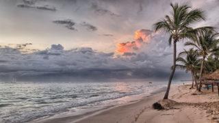 画像:途上国のビーチ